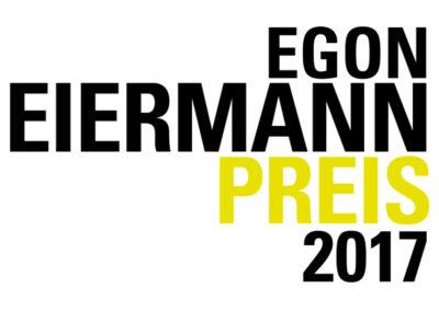 Wettbewerbsmanagement: Egon Eiermann Preis 2017