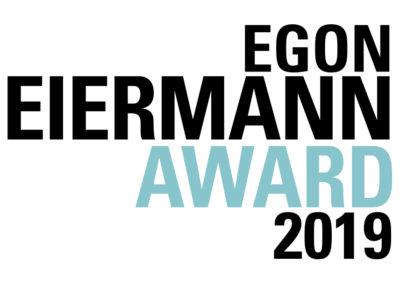 Wettbewerbsmanagement: Egon Eiermann Award 2019