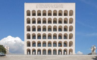 Einswerdung von Architektur und Diktatur