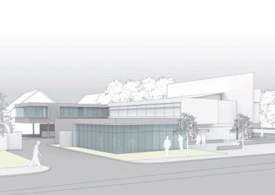 Realisierungswettbewerb Erweiterung Stadtwerke Metzingen